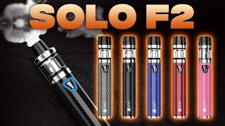 Vaptio Solo F2 - PORTABLE & AFFORDABLE!!