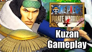 One Piece: Pirate Warriors 4 (2020) - Kuzan Gameplay [PS4 Pro]