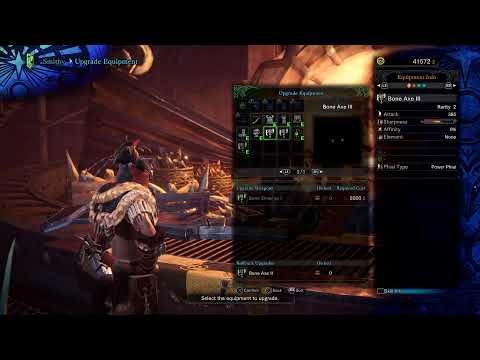 Monster Hunter World revisit, completely new game again. |
