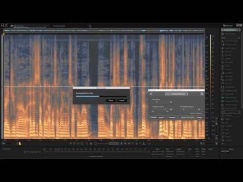 RX 6   Mouth De-click Tutorial