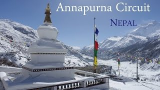 Annapurna Circuit 2017 - Nepal and the Himalayas