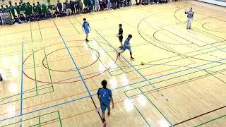 ハンドボール最高!20190420札幌月寒高校vs札幌月寒高校 春季大会