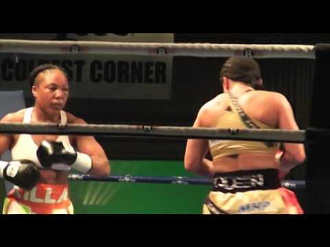 JENNIFER SALINAS vs MELISSA St VIL (10 rounds)