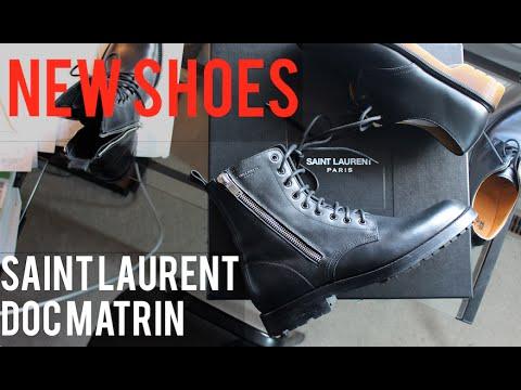 cfc4c9c997b Shoe Pickups! (Saint Laurent, Doc Marten) - YouTube
