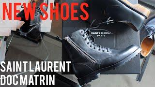 Shoe Pickups! (Saint Laurent, Doc Marten)
