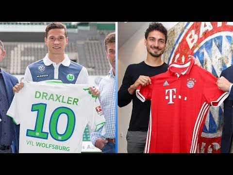 Top 10 Most Expensive Transfers In Bundesliga History