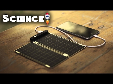 Solar Energy Projects. How it Works Solar Energy. Science Documentary HD