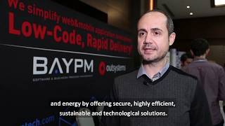 Insights from Schneider Electric - An OutSystems user and BAYPM client