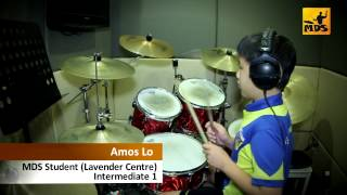 Yesus - True Worshippers | Drums by Amos Lo
