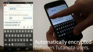 Tutanota - Secure emails become a breeze