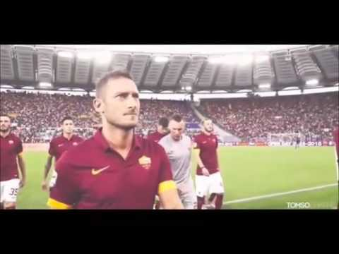 video calcio totti ronaldinho