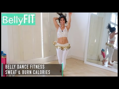 Moroccan Belly Dance | Fat-burning Cardio