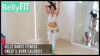 Moroccan Belly dance   Fat-burning Cardio