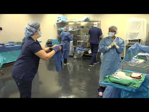 Surgical Technologist Program at Midlands Technical College