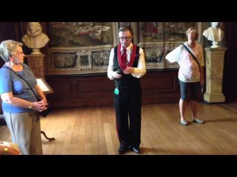 Kensington palace tour guide