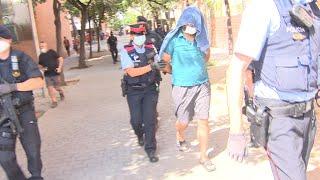 Detienen en Barcelona a presuntos yihadistas que preparaban atentados