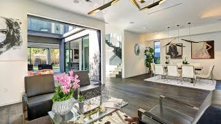 Virtual showing of a brand new 2017 Smart home in Venice listed at $3,399,000