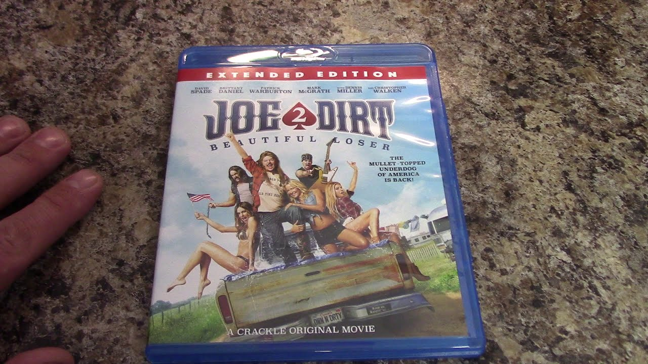 Download Joe Dirt 2 Beautiful Loser On Blu Ray And Digital HD