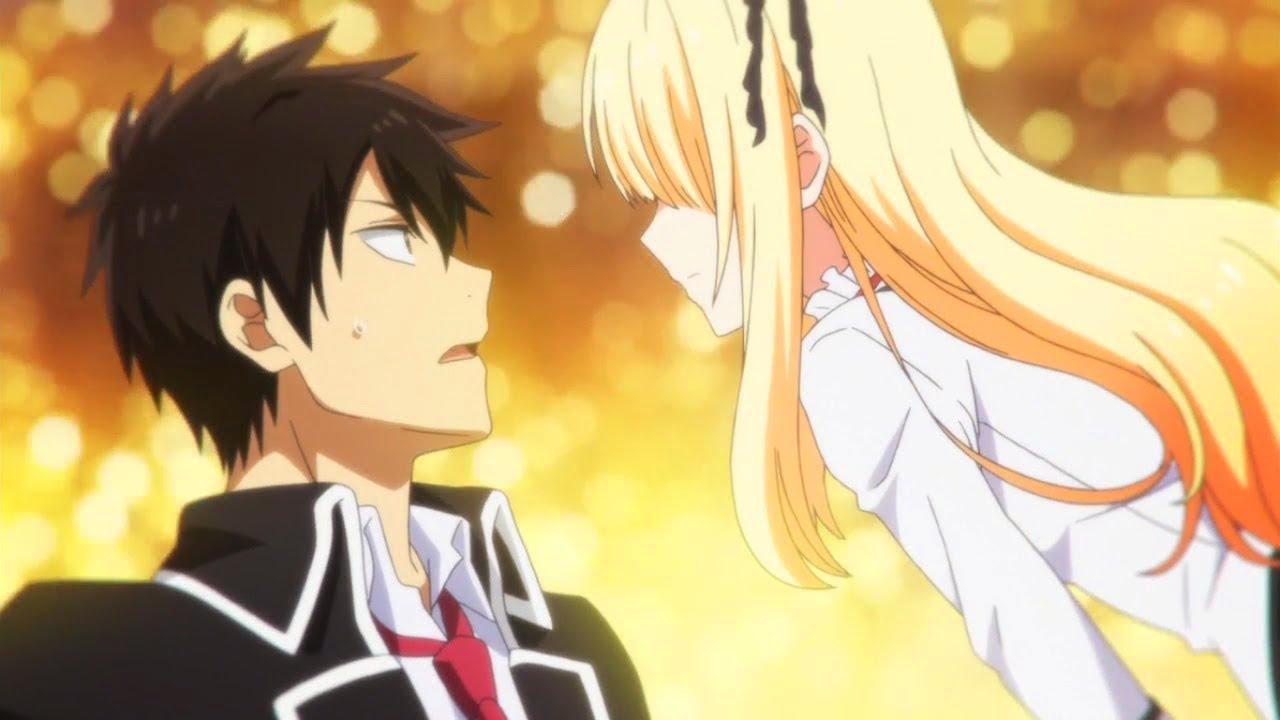 Top 10 newest romance anime of fall 2018 hd