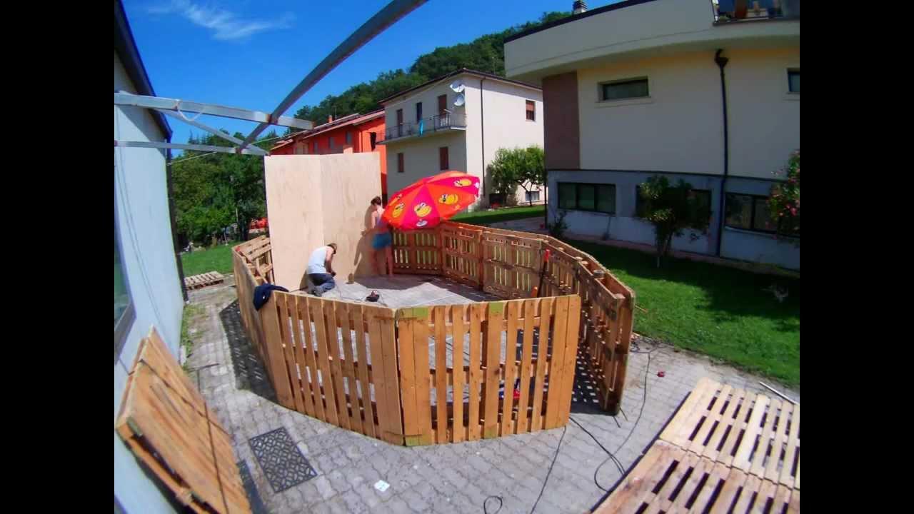 Oggi voglio costruire una piscina youtube - Costruire una piscina interrata ...