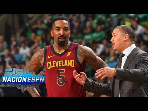 Tyronn Lue or LeBron James' teammates: Who is to blame for Cavaliers' struggles? | Nación | ESPN