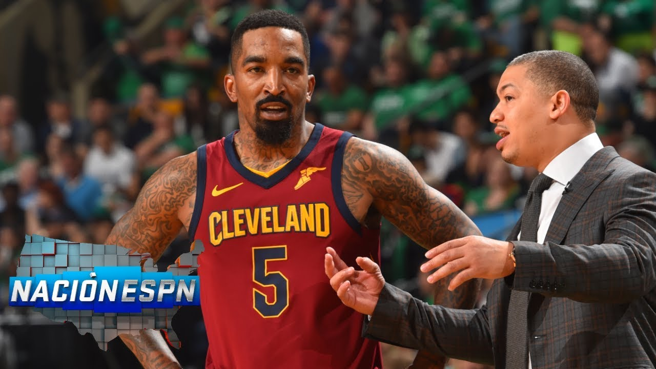 Tyronn Lue or LeBron James' teammates: Who is to blame for Cavaliers' struggles? | Nación | ESPN