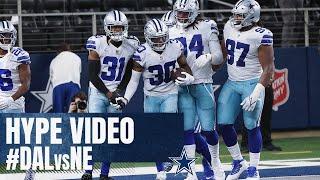 #DALvsNE Pepsi Hype Video   Dallas Cowboys 2021