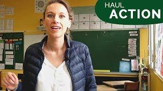 HAUL ACTION de maîtresse [VLOG 36]