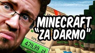 """Minecraft """"za darmo"""" - jak mikrotransakcje zabiły kreatywność"""