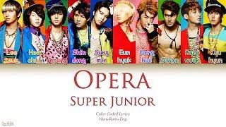 Super Junior – Opera