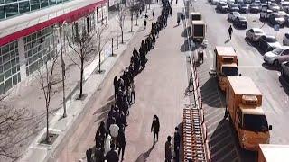 video: North Korea quarantines hundreds of foreigners in anti-coronavirus move