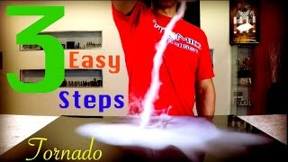 HOW TO: Do a smoke/Vape Tornado