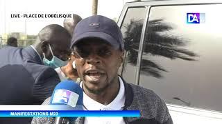 Abdou Mbow sur le 23 Juin: «Il y a des usurpateurs qui pensent pouvoir falsifier cette histoire»