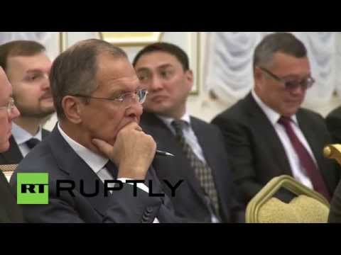 Kazakhstan: Russian FM Lavrov attends CIS Council of Foreign Ministers in Astana