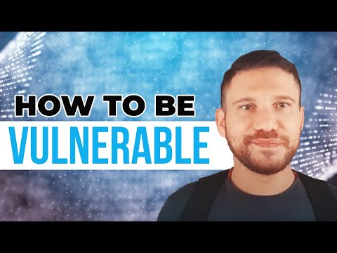 How to be Vulnerable - The Power of Vulnerability - (LGBTQ LIFE COACH & SPEAKER)
