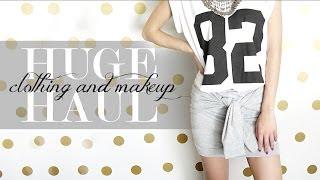 huge clothing accessories makeup haul mac ulta shoplately
