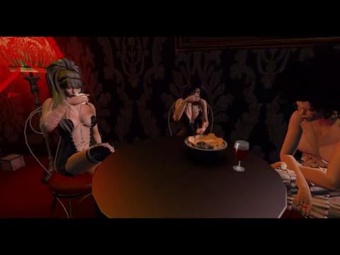Escort Club Chat Noir Interview