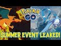 POKEMON GO EVENT RELEASE DATE LEAKED! FIRE & ICE TYPE EVENT COMING! - POKEMON GO
