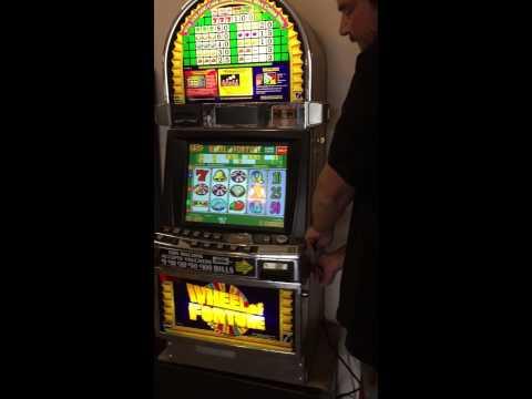 How to fix a igt slot machine