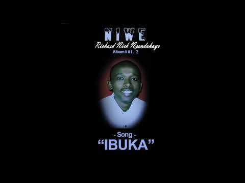 Ibuka by Richard Nick Ngendahayo