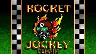 Rocket Jockey: Rocket Ball 12 - Slingshot Park