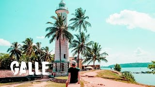 GALLE FORT - A PIECE OF EUROPE IN SRI LANKA | VLOG #34