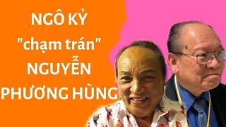 """🔥Ô Ngô Kỷ và Nb Nguyễn Phương Hùng """"chạm trán"""" bên trong phòng họp TP Westminster"""