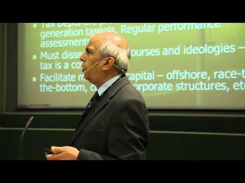Prem Sikka: The Pin-Stripe Mafia: How Accountancy Firms Destroy Societies