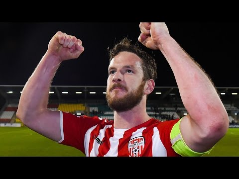 HIGHLIGHTS: Derry City 4-0 Drogheda United