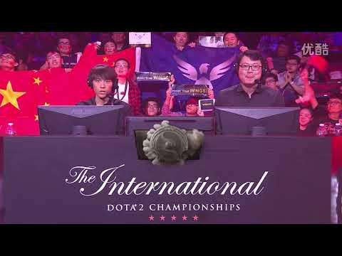 Ti6国际邀请赛 EG vs