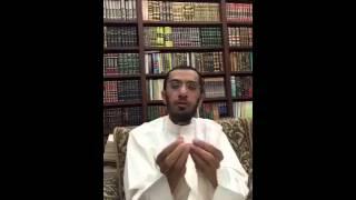 شاهد بالفيديو - كلمة د. محمد العوضي عن انتفاضة الأقصى الثالثة