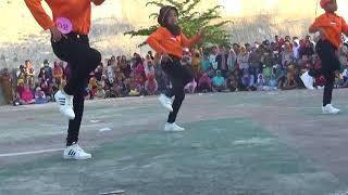 Juara 1 terbaik TOBELO SMP N 1 Bukal