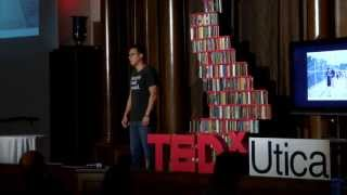 Founder of Because I said I would presents at TEDx Utica
