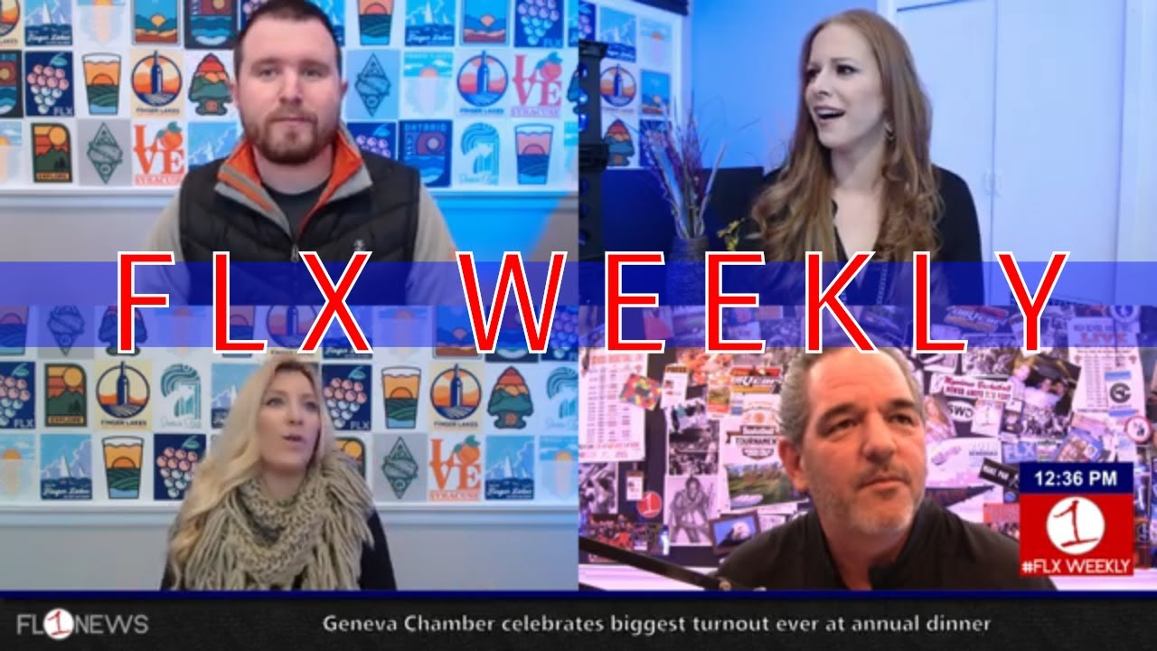 The Polar Vortex strikes again & Super Bowl weekend .::. FLX Weekly with Jessica Lahr 1/30/19
